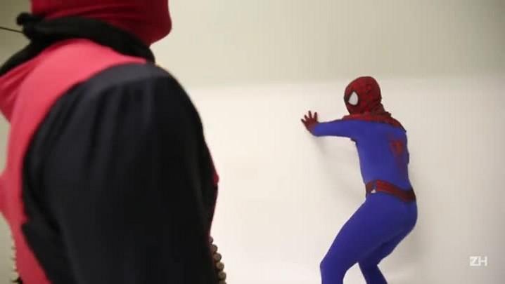 Coringa, Miss Marvel, Deadpool e Homem-Aranha abrem o jogo