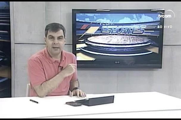TVCOM Esportes. 4º Bloco. 13.11.15