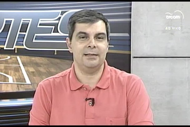 TVCOM Esportes. 3º Bloco. 10.12.15