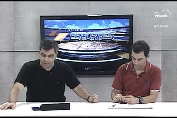 TVCOM Esportes. 2º Bloco. 24.02.16