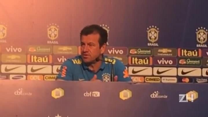 Dunga fala sobre escolha de Viamão para treinos da Seleção