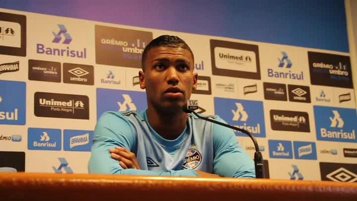 Walace comenta a preparação do Grêmio para encarar o Rosario
