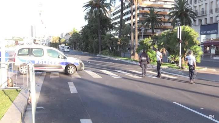 Testemunha narra momentos de pânico em Nice