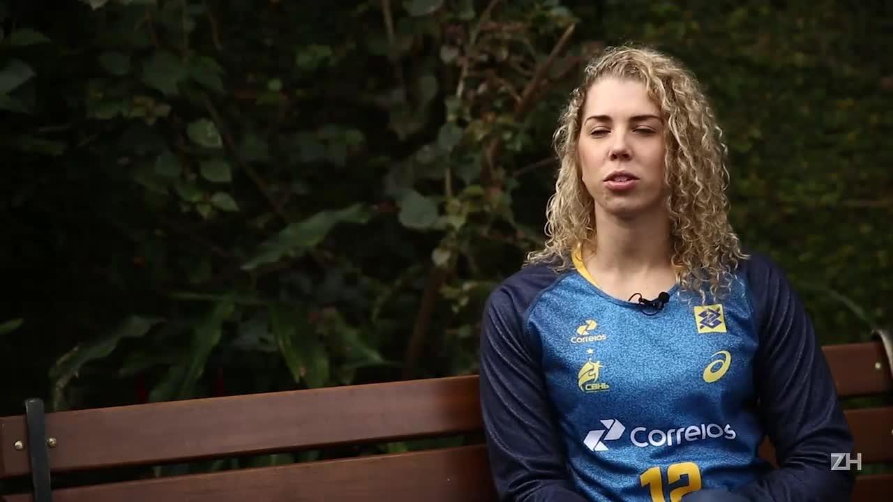 Goleira Bárbara analisa grupo da seleção brasileira feminina de handebol na Olimpíada
