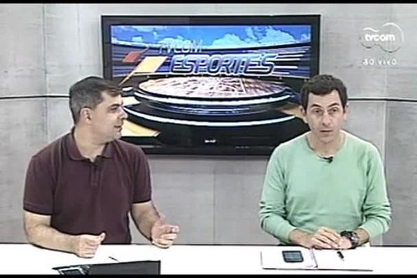TVCOM Esportes. 1º Bloco. 06.09.16
