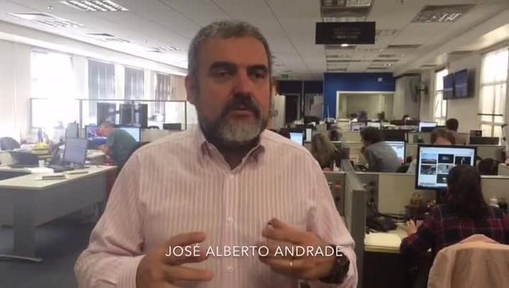 José Alberto Andrade comenta corte de Douglas Costa da Seleção