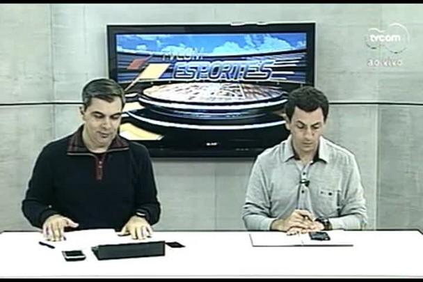 TVCOM Esportes. 1º Bloco. 05.10.16
