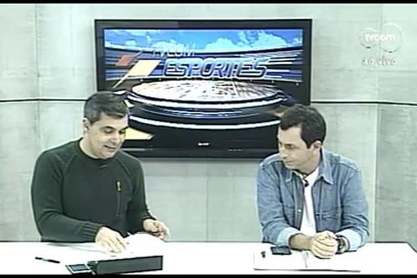 TVCOM Esportes. 3º Bloco. 06.10.16