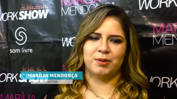 Veja a entrevista com Marília Mendonça