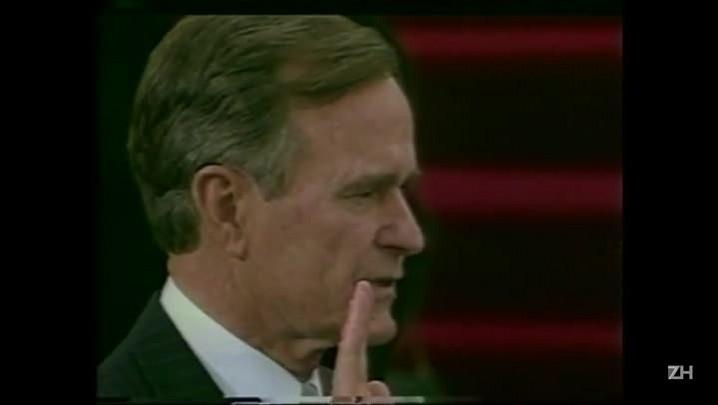 Ex-presidente dos EUA Bush, pai é hospitalizado
