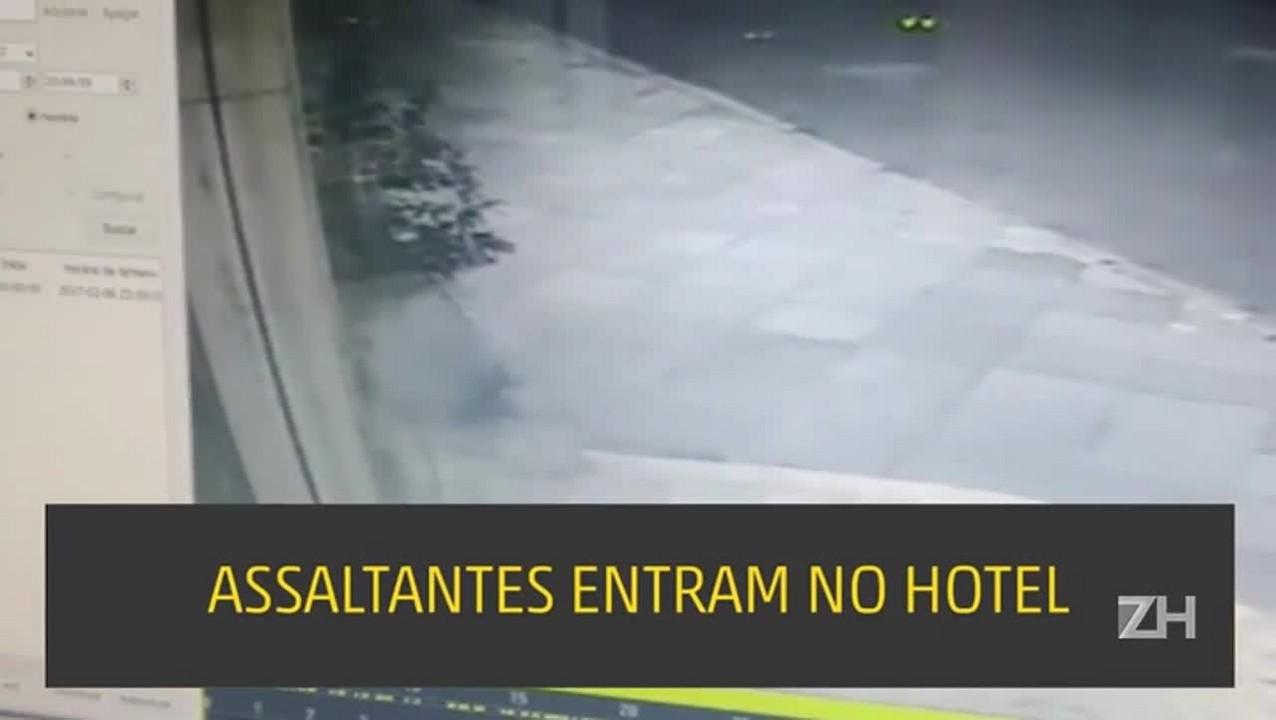 Dupla assalta agente da Força Nacional em hotel de Porto Alegre