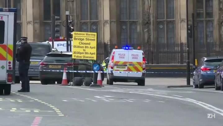 Atentado em Londres deixa 4 mortos