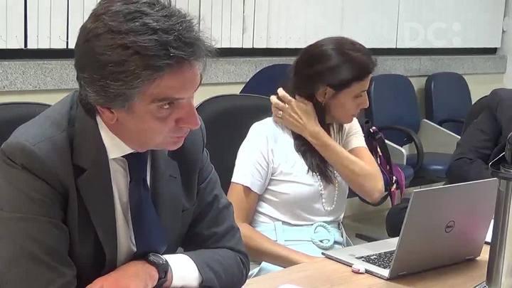 Fernando Reis, da Odebrecht, fala dos acordos com o governador Raimundo Colombo
