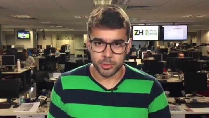 Diori Vasconcelos comenta arbitragem de Palmeiras x Inter