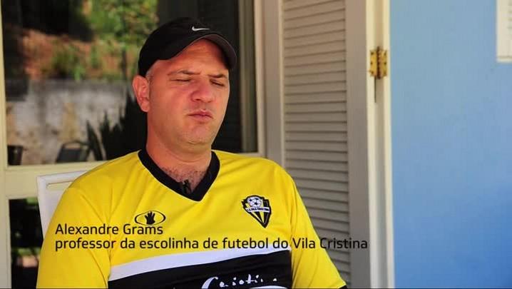 Amadores Futebol Clube 8, com Alexandre Grams, de Vila Cristina