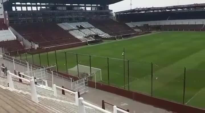 Conheça o local onde ficará a torcida do Grêmio em La Fortaleza