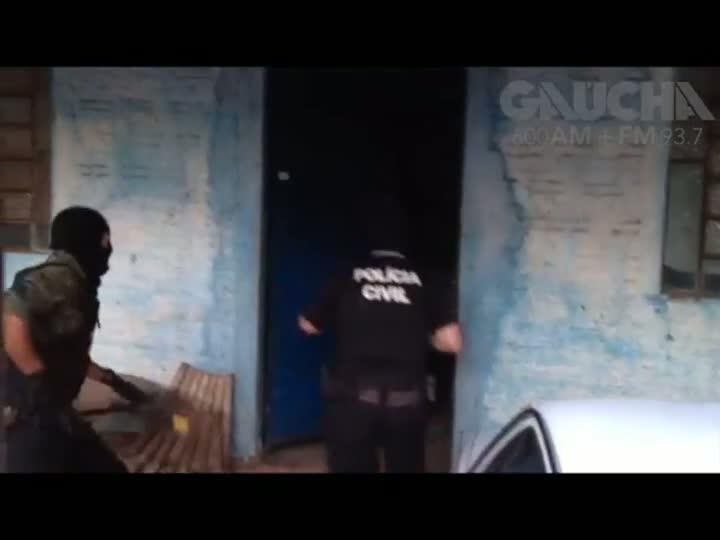 Operação Vale Seguro prende 36 por tráfico, homicídios e roubos