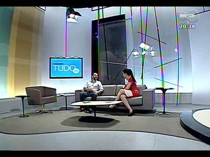 TVCOM Tudo Mais - Entrevista com o fotojornalista Jefferson Bottega