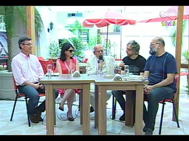 Café TVCOM - 19/01/2013 - Bloco 2 - Os benefícios das redes sociais