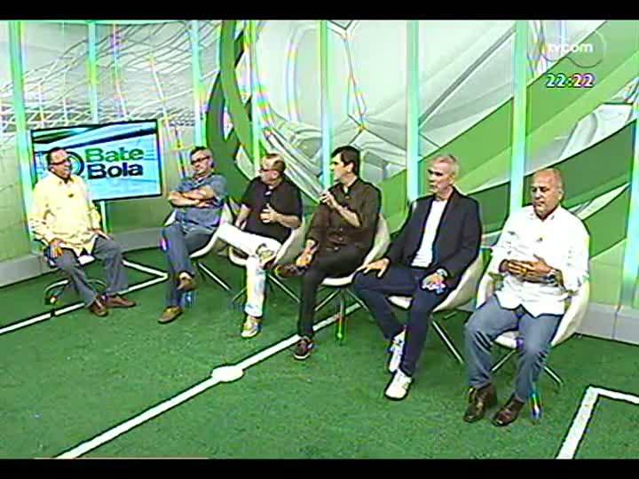 Bate Bola - Gre-Nal antecipado na Taça Piratini - Bloco 4 - 17/02/2013
