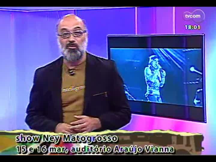 Programa do Roger - Confira a participação da banda Grosseria - bloco 2 - 13/03/2013