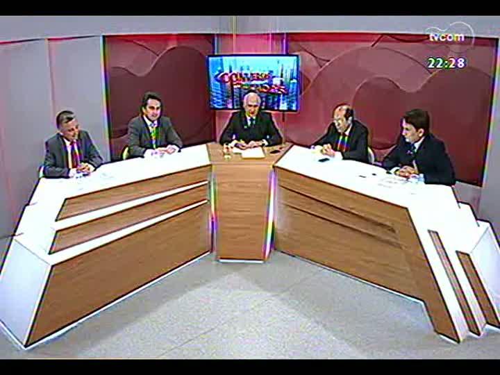 Conversas Cruzadas - Possível fim da guerra fiscal: unificação da cobrança do ICMS entre os Estados - Bloco 2 - 18/03/2013