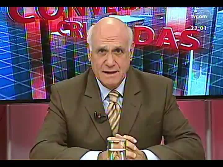 Conversas Cruzadas - Os desmandos, prejuízos e dificuldades históricas na CEEE - Bloco 1 - 17/04/2013