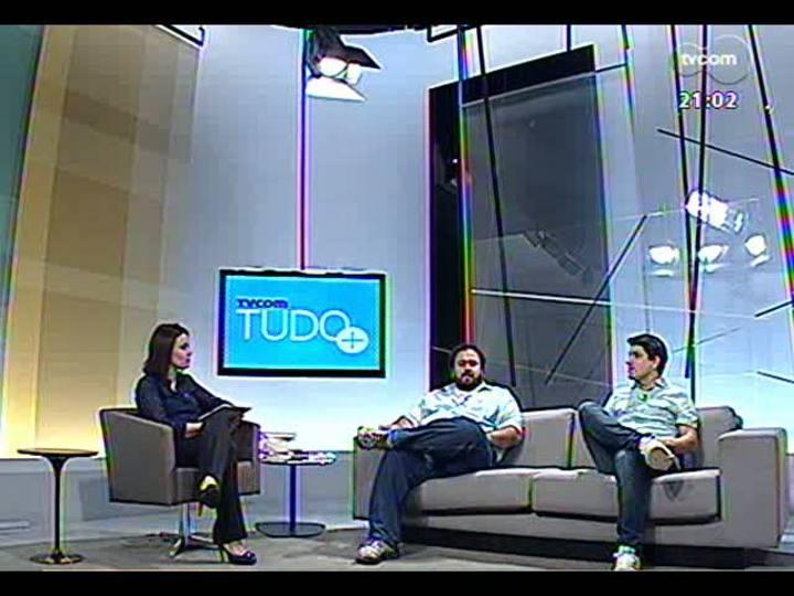 TVCOM Tudo Mais - Conversa com o autor premiado Altair Martins