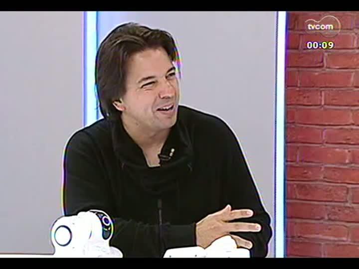 Mãos e Mentes - Diretor da Globosense, Marcelo Pias - Bloco 4 - 13/06/2013