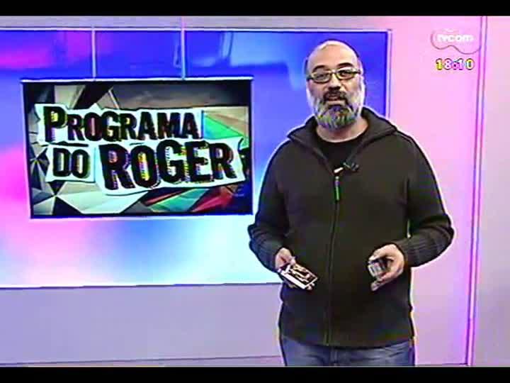 Programa do Roger - Lojinha: ingressos e brindes para o fime \'O Concurso\' - bloco 3 - 25/07/2013
