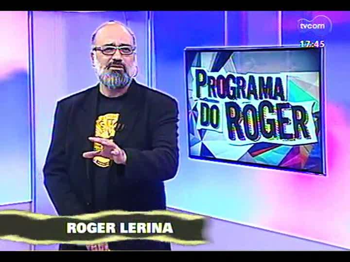 Programa do Roger - Um bate papo e a música da cantora Nani Medeiros - bloco 1 - 08/08/2013