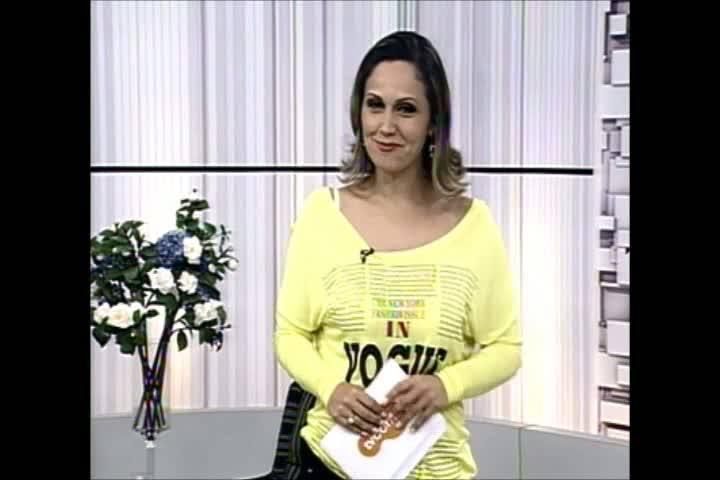 TVCOM Tudo Mais - Lentes de Contato para os dentes 1º Bloco - 12-08-2013