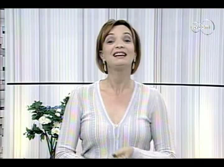 TVCOM Tudo Mais - Quadro Eu/Sa - 1º Bloco – 15-08-2013