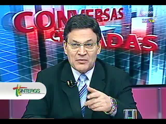 Conversas Cruzadas - Debate sobre a proposta da redução da maioridade penal no Brasil - Bloco 3 - 10/09/2013