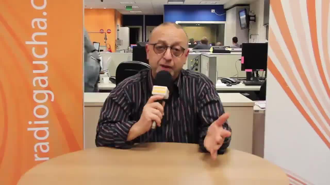 Pré-Jogo - Nando Gross fala sobre o confronto tricolor desta quarta - 8/10/2013
