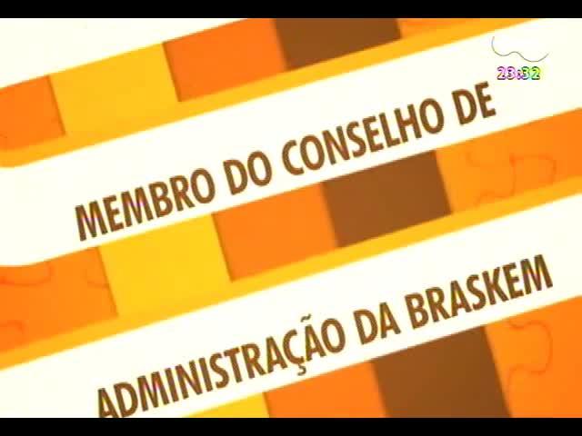 Mãos e Mentes - Patrono do 22º Congresso de Marketing da ADVB/RS, Alfredo Tellechea - Bloco 1 - 05/11/2013