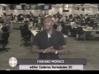 TVCOM Tudo+ - Quadro Agenda Cultural - 08/11/13