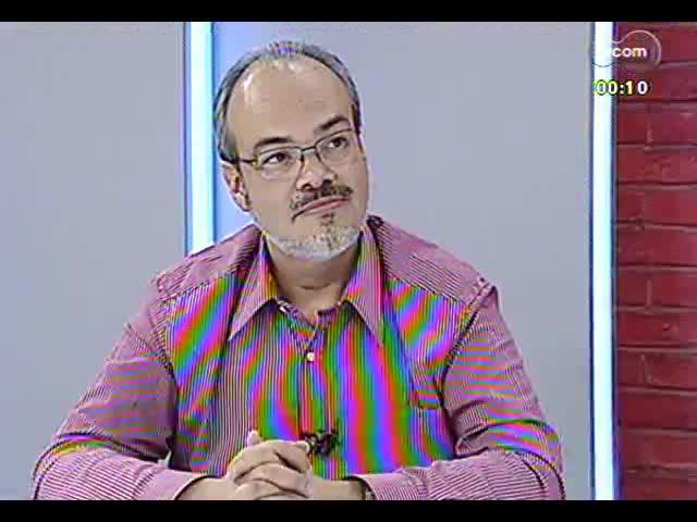 Mãos e Mentes - Médico e diretor da Amrigs, Jorge Telles - Bloco 4 - 14/11/2013