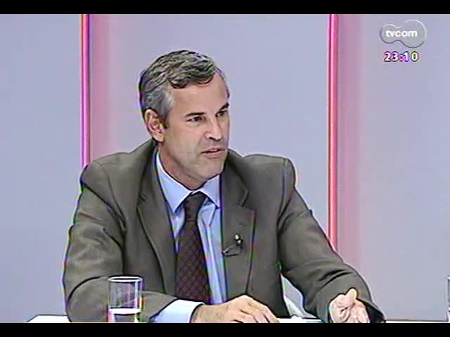 Conversas Cruzadas - Debate sobre os buracos constantes na área do Conduto Álvaro Chaves - Bloco 4 - 21/11/2013