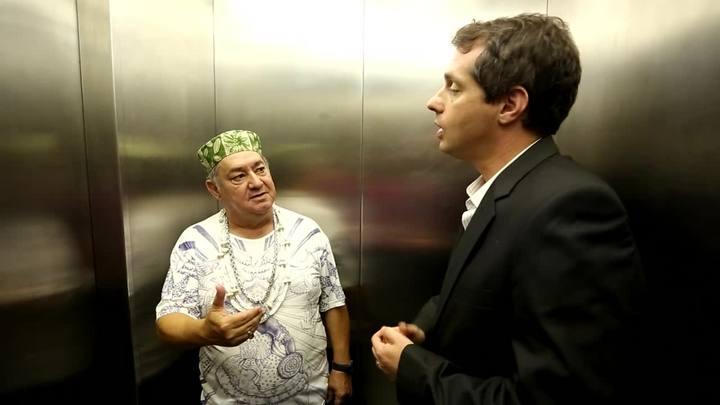 Conversa de Elevador: Pai Danilo faz previsões para 2014