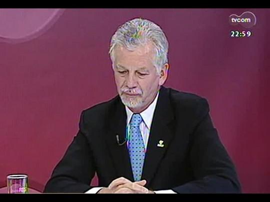 Conversas Cruzadas - Prefeito José Fortunati faz balanço de 2013 e fala das expectativas para 2014 - Bloco 4 - 27/12/2013