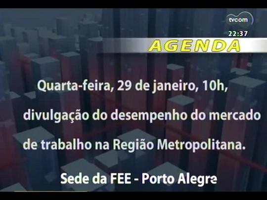 Conversas Cruzadas - Até onde vai a greve dos rodoviários? - Bloco 2 - 28/01/2014