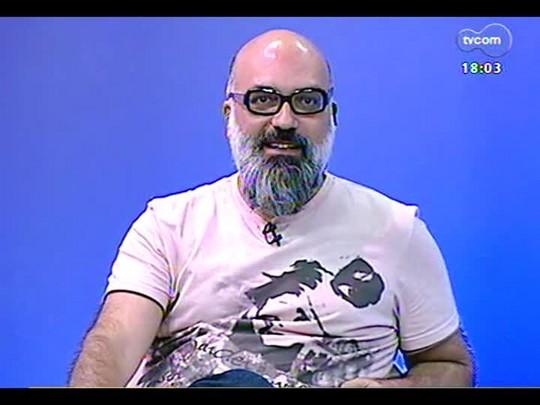 Programa do Roger - Leandro Bortholacci + Papas da Língua - Bloco 2 - 19/02/2014