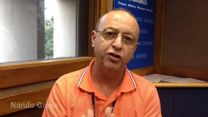 Nando Gross fala sobre o cruso da ESPM em parceria com a Rádio Gaúcha - 10/03/2014