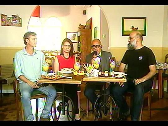 Café TVCOM - Conversa sobre os 50 anos do golpe militar - Bloco 1 - 29/03/2014