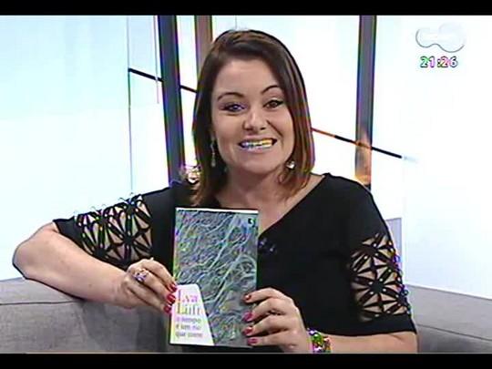 TVCOM Tudo Mais - Lya Luft fala sobre seu novo livro no estúdio