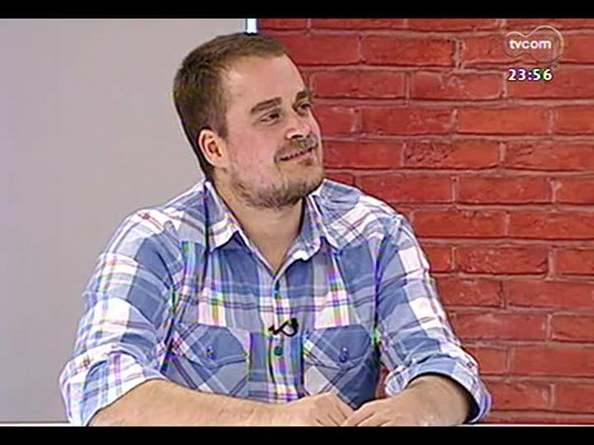 Mãos e Mentes - Organizador do grupo Comunicação Não-Violenta e ativista Felipe Denz- Bloco 4 - 29/04/2014
