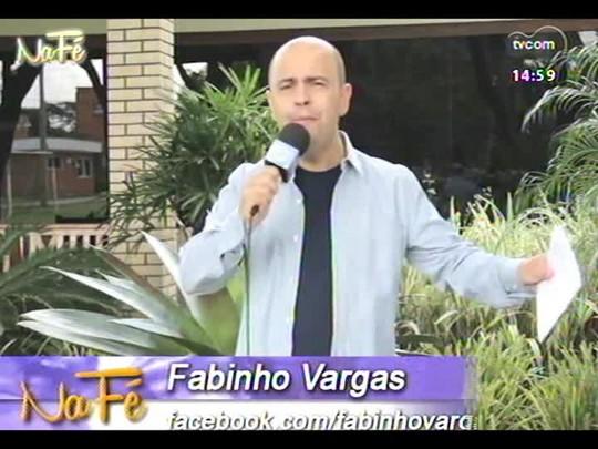 Na Fé - Clipes de música gospel e bate-papo com Samuel Barbosa - 27/04/2014 - bloco 1