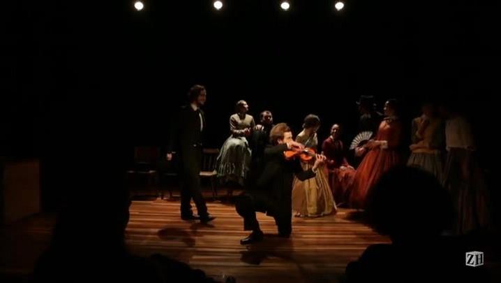 Peça conta vida e obra do dramaturgo Qorpo-Santo
