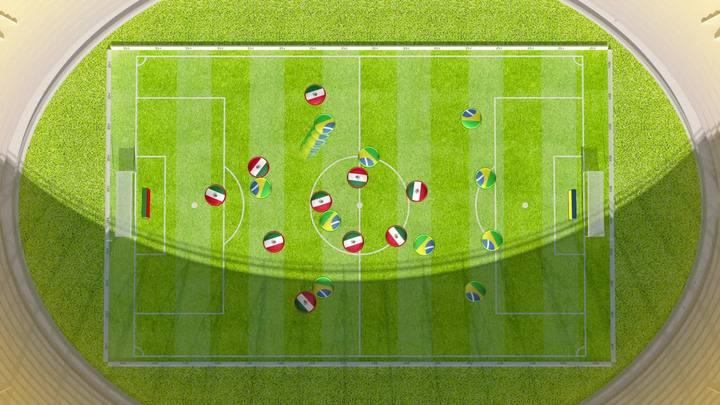 As armas de Felipão para superar o bloqueio mexicano no segundo jogo da Copa